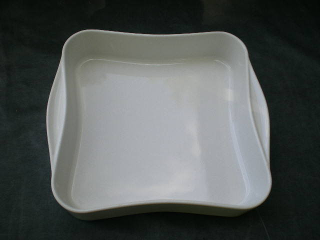 Plat carre 29 cm collection COOK & PLAY