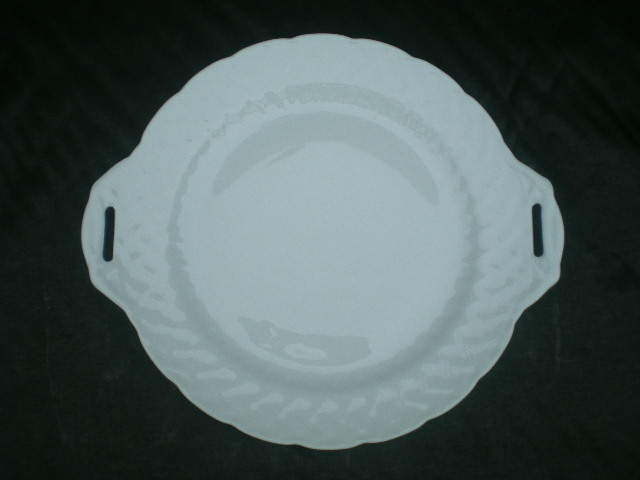 Plat a gateau a oreilles collection osier 26,8 cm